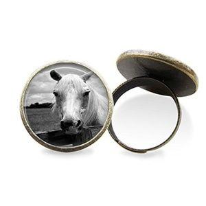 White Horse Ring